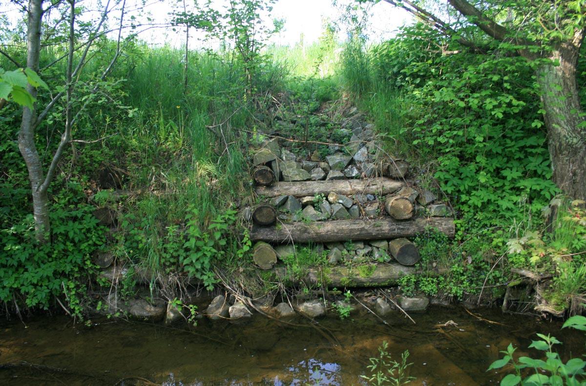 Uferstabilisierung